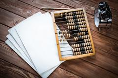 Traditional business concept Stock Photos