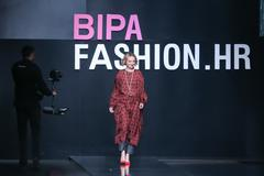 Bipa Fashion.hr fashion show: Martina Budek, Zagreb, Croatia. Kuvituskuvat