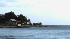 Cozumel Quintana Roo Mexico Beach Scenic Stock Footage