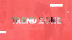 Trend Zone Stock After Effects