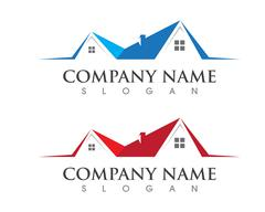 Property Logo Template Stock Illustration