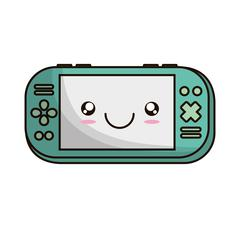 Video game portable device Piirros