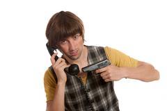 Phone terrorist Kuvituskuvat