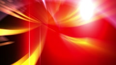 Motion graphics in red tone color Stock Footage