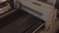 Planer-hydraulics for metals Arkistovideo