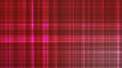 Broadcast Intersecting Hi-Tech Lines, Red, Abstract, Loopable, 4K Stock Footage