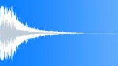 Cinematic Echoic Impact Hit Sound Effect