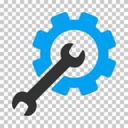 Setup Tools Vector Icon Stock Illustration
