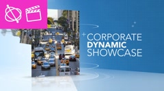 Corporate Dynamic Showcase - Apple Motion and Final Cut Pro X Template Stock After Effects