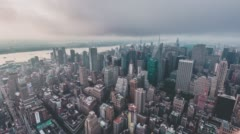 Midtown Manhattan   New York City, NY, USA Stock Footage