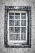 Inveraray Window Stock Photos