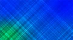 Broadcast Intersecting Hi-Tech Slant Lines, Blue, Abstract, Loopable, 4K Stock Footage