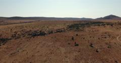 Masai Mara savannah Kenya Africa Stock Footage