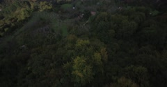 Aerial, Tara River Canyon, Montenegro Stock Footage
