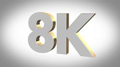 8K UltraHD Stock Footage