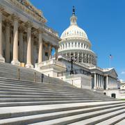The United States Capitol in Washington D.C. Kuvituskuvat