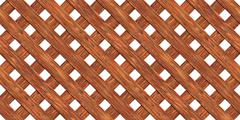 Fence made of boards seamless texture Piirros