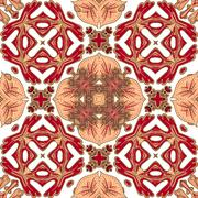 Gorgeous seamless patchwork pattern from colorful Moroccan tiles, ornaments. Can Stock Illustration