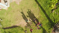 CANDIJAY, BOHOL, PHILIPPINES - Childrens in the Philippine Stock Footage