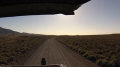 Karoo off road Stock Footage