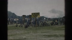 1962: fading together from time EPHESUS TURKEY Stock Footage