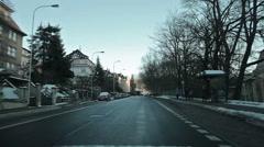 Karlovy Vary. Czech Republic Stock Footage
