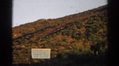 1962: sagebrush along a hillside. EPHESUS TURKEY Stock Footage