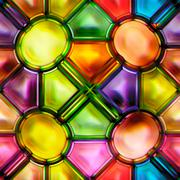 Seamless texture of abstract bright shiny colorful Stock Illustration
