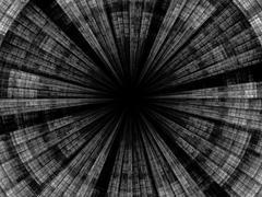 Burst Rotation Background Stock Illustration