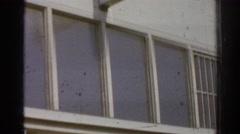 1966: san gabriel valley judo school SAN GABRIEL CALIFORNIA Stock Footage