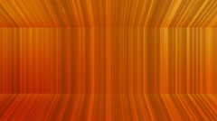 Broadcast Vertical Hi-Tech Lines Passage, Orange, Abstract, Loopable, 4K Stock Footage