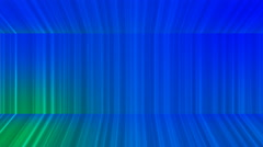 Broadcast Vertical Hi-Tech Lines Passage, Blue, Abstract, Loopable, 4K Stock Footage