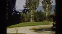 1937: the beautifulness of nature VIRGINIA CITY CALIFORNIA Stock Footage