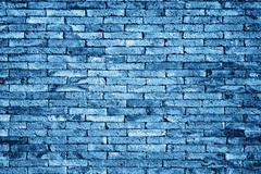 Old bricks wall pattern, backgrounds Stock Photos