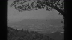 1938: viewing of the quiet nature. WEST VIRGINIA Stock Footage