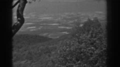 1938: the quietness of nature. WEST VIRGINIA Stock Footage