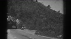 1938: playing a very fun video WEST VIRGINIA Stock Footage