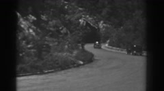 1938: watching the cars go by. WEST VIRGINIA Stock Footage