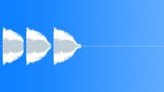 Triple Laser Sound Effect