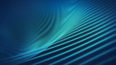 Abstract blue lines background. Looping. Stock Footage