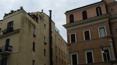 Sapienza University of Rome, Italy Stock Footage