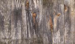 Old wood texture, horizontal background Stock Photos