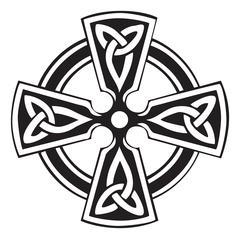Celtic Cross Stock Illustration