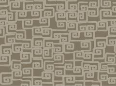 Mayan wallpaper, illustration Stock Illustration