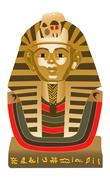 Great Sphinx of Giza Stock Illustration