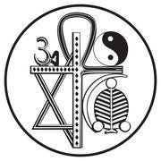 Universal religions symbol Stock Illustration