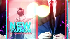 New Fashion Stock After Effects