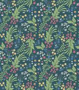 Vintage background with ornate elegant retro abstract floral design Stock Illustration
