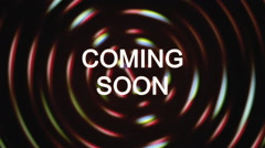 Grindhouse coming soon Stock Footage