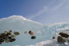 Glassy Ice Stock Photos